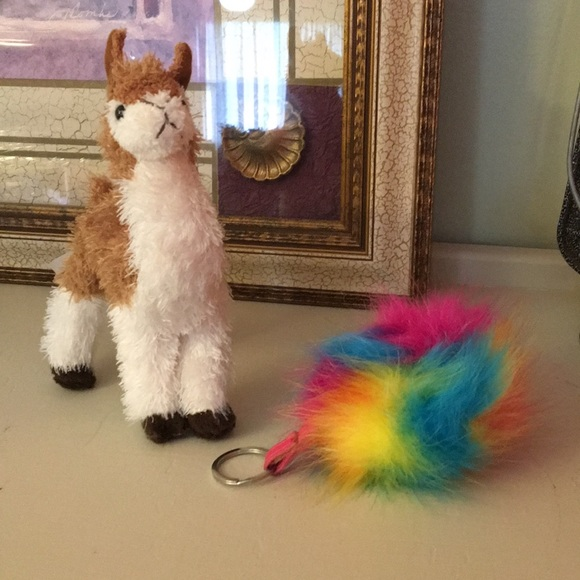 Other - Bundle 2 / Llama and backpack puff